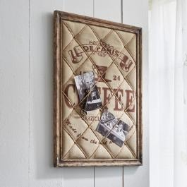 Memoboard Coffee de Paris