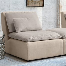 Sessel Bertram beige