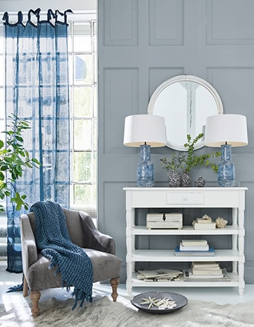 shop the style blue living